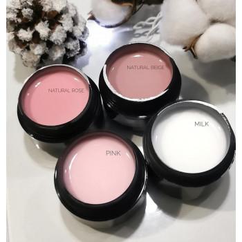 База камуфлирующая  Natural Pink от NUD