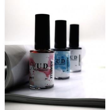 Акварельные капли 01 (розовый) от NUD