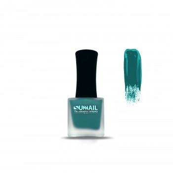 Краска для стемпинга бирюзовая Sunnail