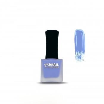 Краска для стемпинга небесно-голубая Sunnail