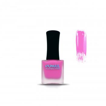 Краска для стемпинга розовая Sunnail