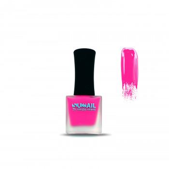 Краска для стемпинга розовый неон Sunnail