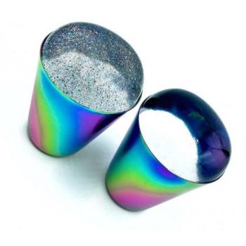 Штамп для стемпинга multicolor clear