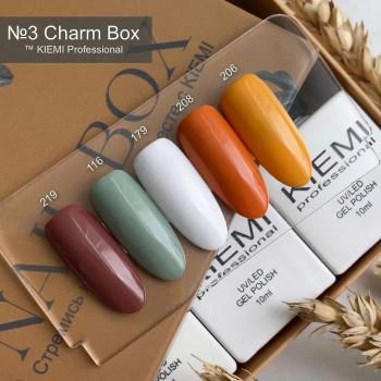 Nail Box KIEMI №3 CHARM