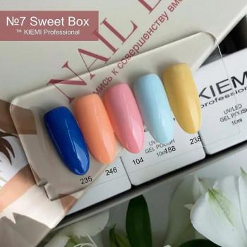 Nail Box KIEMI №7 SWEET