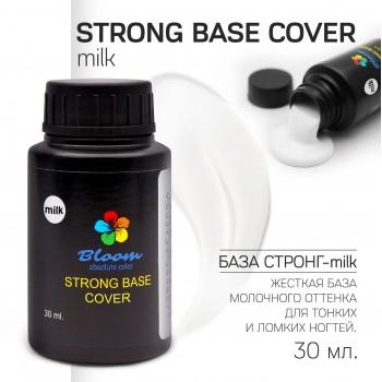База Стронг Milk жесткая камуфлирующая Bloom