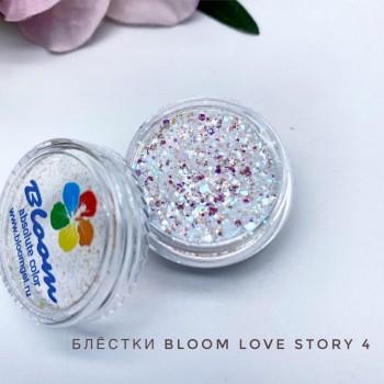 Блестки Bloom Love Story